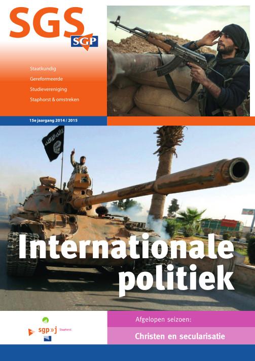 Voorkant infoboekje 2014-2015